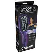 Conair Smooth & Straighten Paddle Brush
