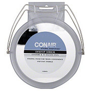 Conair Styling Essentials Desktop Mirror Standard 3X Magnification