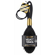 Conair Velvet Touch Soft Touch Handle Cushion Hair Brush