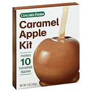 Concord Foods Caramel Apple Kits