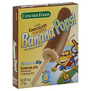 Concord Foods Chocolate Coating Banana Kit