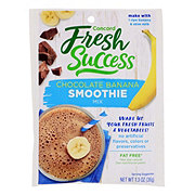 Concord Foods Fresh Success Chocolate Banana Smoothie Mix