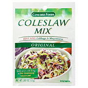 Concord Foods Fresh Success Coleslaw Mix Original