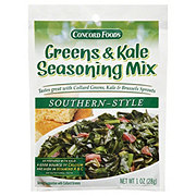 Concord Foods Greens & Kale Seasoning Mix