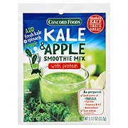 Concord Foods Kale & Apple Smoothie Mix