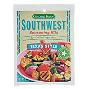 Concord Foods Southwest Seasoning Mix for Grilled Vegetables