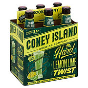 Coney Island Hard Lemon Lime Twist 12 oz Bottles