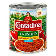 Contadina Crushed Tomatoes with Roasted Garlic