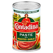 Contadina Tomato Paste with Roasted Garlic