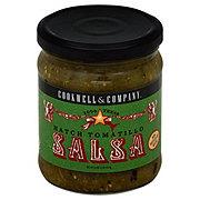 Cookwell & Company Hatch Tomatillo Salsa