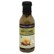 Cookwell & Company Olive & Lemon Vinaigrette Salad Dressing