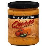 Cookwell & Company Queso con Salsa Escabeche