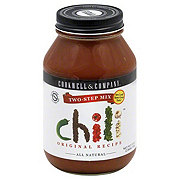 Cookwell & Company Two Step Chili Mix