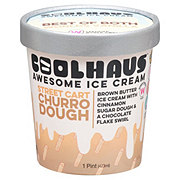 CoolHaus Churro Dough Awesome Ice Cream