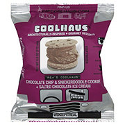 CoolHaus Snickerdoodle Chocolate Chip Salted Caramel Ice Cream