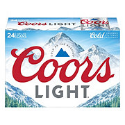 Coors Light Beer 12 oz Cans