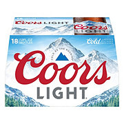 Coors Light Beer 12 oz Longneck Bottles