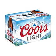 Coors Light Beer 12 oz Longneck Bottles