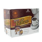 Copper Moon Butter Toffee Medium Roast Single Serve Coffee Pods