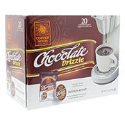Copper Moon Chocolate Drizzle Medium Roast Single Serve Coffee Pods