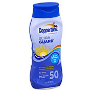 Coppertone UltraGuard Broad Spectrum Sunscreen Lotion SPF 50