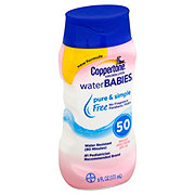 Coppertone Water Babies Pure & Simple SPF 50 Sunscreen Lotion