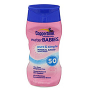 Coppertone Waterbabies Pure And Simple SPF50