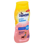 Coppertone WaterBABIES Sunscreen Lotion SPF50