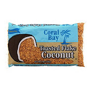 Coral Bay Toasted Flake Coconut