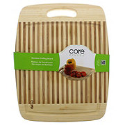 Core Bamboo 11x14 in Tulip Collection Cutting Board