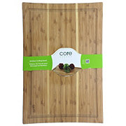 Core Bamboo Daffodil Collection 18x12 in Cutting Board