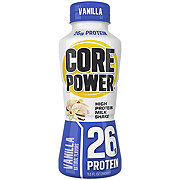 Core Power High Protein Vanilla Milk Shake