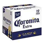Corona Coronita Extra Beer 7 oz Bottles
