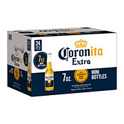 Corona Coronita Extra Beer 7 oz Longneck Bottles