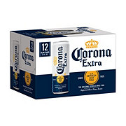 Corona Extra Beer 12 oz Cans
