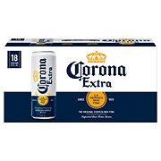 Corona Extra Beer 12 oz Cans