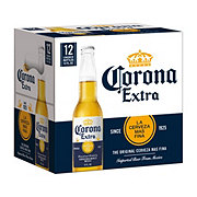 Corona Extra Beer 12 oz Longneck Bottles