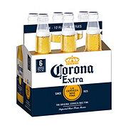 Corona Extra Beer 6 PK Longneck Bottles