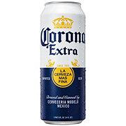 Corona Extra Beer Can