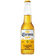 Corona Light Beer Bottle