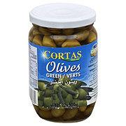 Cortas Green Olives