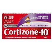 Cortizone 10 Maximum Strength Intensive Healing Formula Anti-itch Creme
