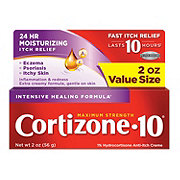 Cortizone 10 Maximum Strength Intensive Healing Formula Anti-itch Creme