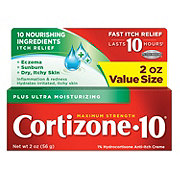 Cortizone 10 Maximum Strength Ultra Moisturizing Anti-itch Creme