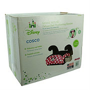 Cosco Minnie Mouse Deluxe Belt Position Booster