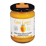 Cosi Come Yellow Datterino Tomato Unpeeled in its Juice