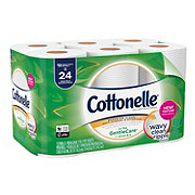 Cottonelle Ultra GentleCare Double Roll Toilet Paper
