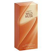 Coty Wild Musk Cologne Spray For Women
