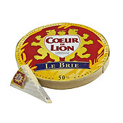 Couer De Lion Brie Cheese