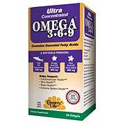 Country Life Ultra Omega 3-6-9 Softgels